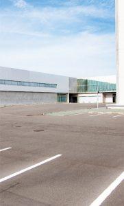 MDC 三重データセンター 外構工事